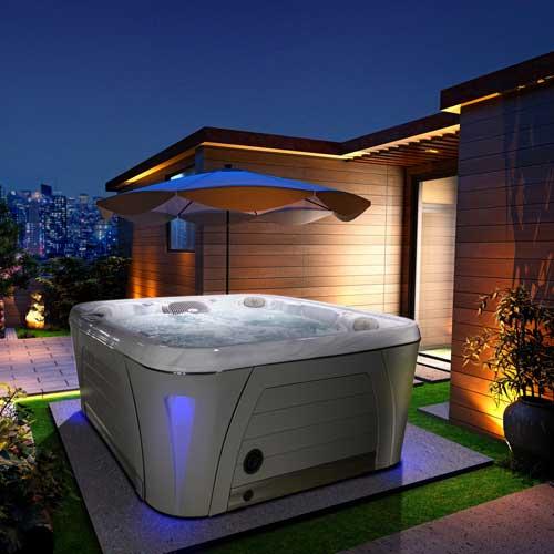Serenity Hot Tub