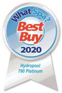 WhatSwimSpa-Best-Buy-Award-2020-Hydropool-79 Platinum